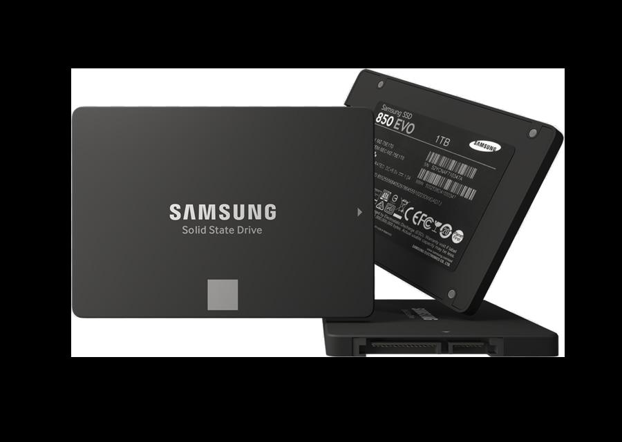 disco duro SSD Samsung